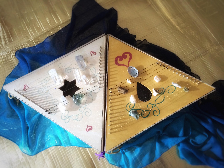 感覚楽器「Dragon Heart」って?