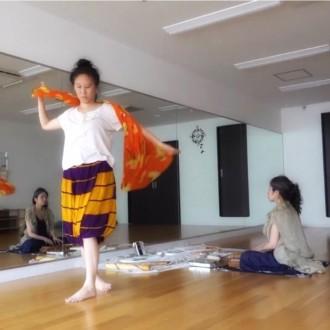 YouTube●時間を外した日  即興の音♾踊り